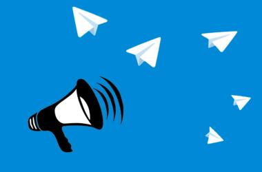 реклама в телеграмм
